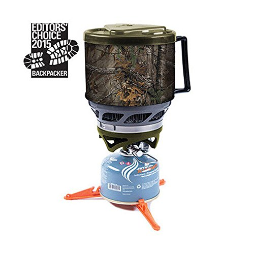 Jetboil MiniMo Personal Cooking System - RealTree AP