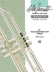 The Allen Vizzutti Trumpet Method Book 3, Melodic Studies