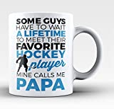Order Your official PAPA Mug, and Stay Hydrated!   With our generous 11-ounce Funny Father's Day/Birthday Coffee Mug, you can show your favorite Pawpa that you really care. This exclusive design signifies to everyone that your Dad is the rea...