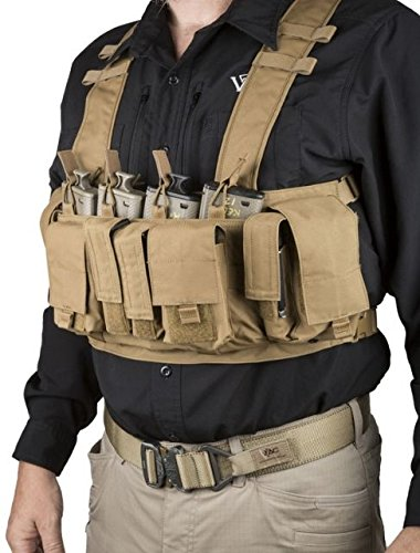 VTAC Assault Chest Rig (Coyote) by Viking Tactics
