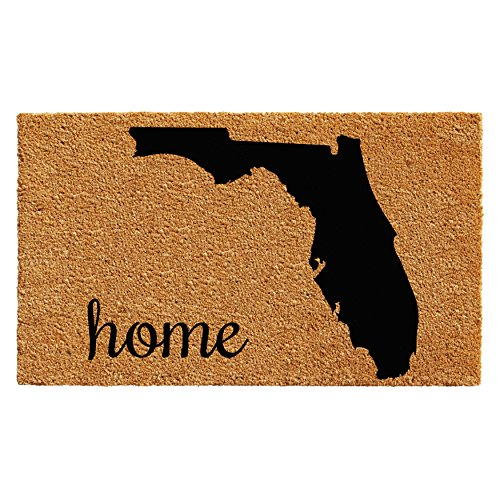 Florida Door Mat (Home & More 102311830 Florida Doormat 18