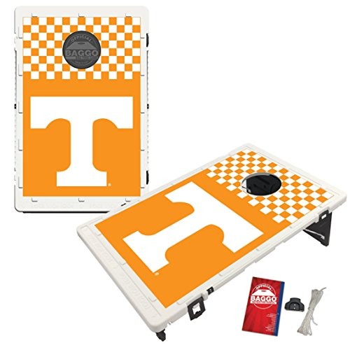 Victory Tailgate Tennessee Volunteers Vols Baggo Bean Bag Toss Cornhole Game Fanatics Design