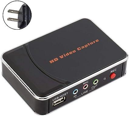 iBaste-home Netzwerk Digital Video Recorder, DVR videograbador HDMI Full HD 1080p, con grabación de Hora programmée for WiiU/Xbox 360/Xbox One/PS3/PS4: Amazon.es: Electrónica