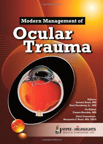 Modern Management of Ocular Trauma