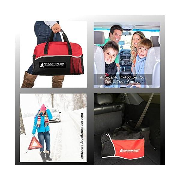 AutoClubHero Car Emergency Kit
