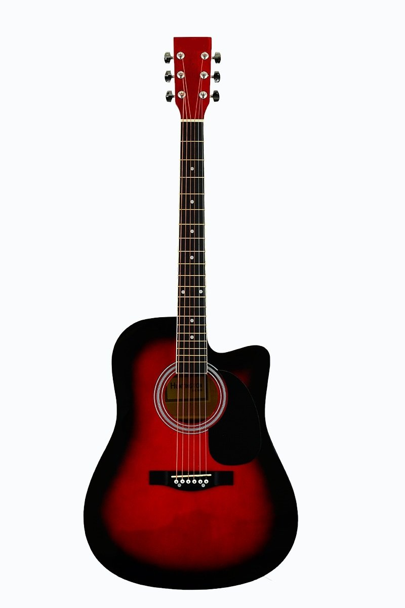 Amazon Directly Cheap 41cga Bk Acoustic Guitar Black Musical