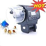Lychee Aquarium Automatic Fish Food Tank Feeder Timer Auto Feeder
