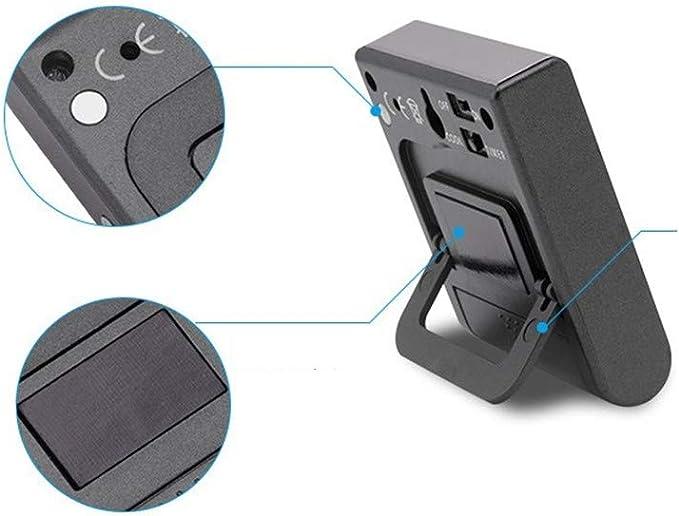 Compra JEOSNDE Pantalla termómetro bimetálico Digital Monitor de ...