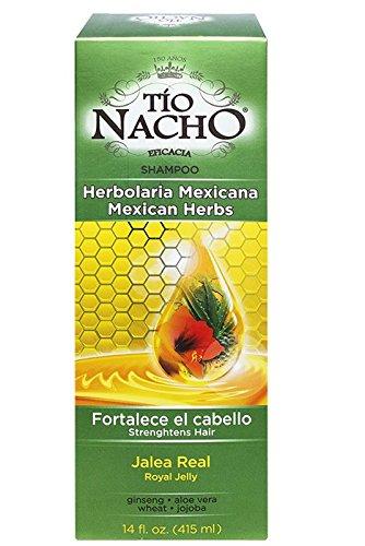 TIO NACHO Mexican Herbs Shampoo 14 Oz