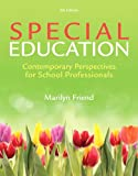 Special Education, Friend, Marilyn, 0133400824