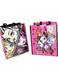 2 shopping bags 'Monster High' (pm).