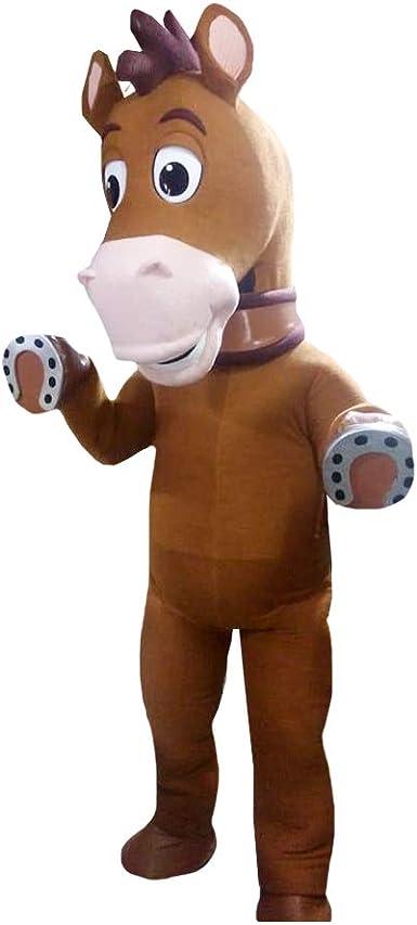 Bullseye Woody Horse Toy Story Mascot Disfraz Fiesta Personaje ...
