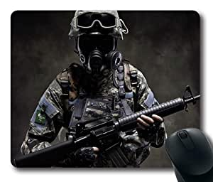 Counter strike global offensive Rectangle Mouse Pad by LZHCASE