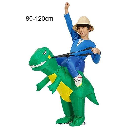 SUN HUIJIE Halloween de T-Rex del Traje Inflable Traje ...