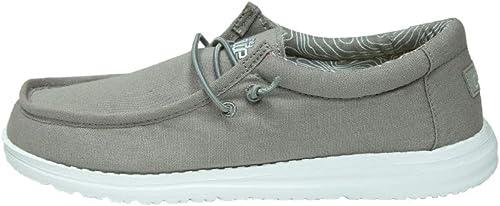 Amazon.com | Hey Dude Wally Youth Shoes