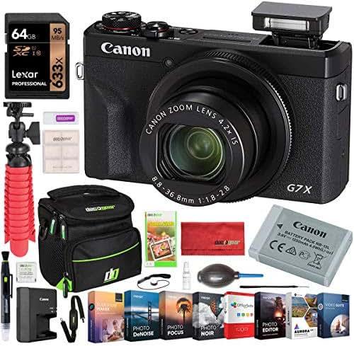Đây có phải là Canon G7 X Mark III? Thiết kế mới, quay phim