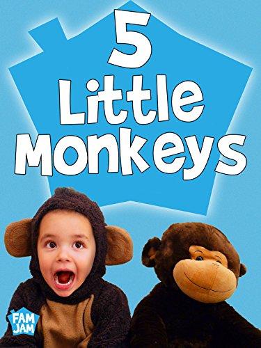 Monkey Life (5 Little Monkeys)