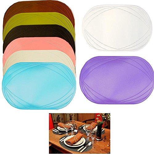 Vinyl Placemat Kitchen Decor Protection