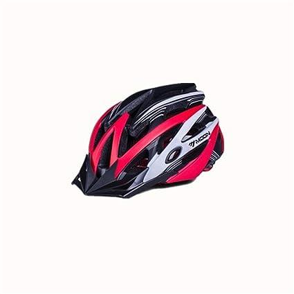 Hukangyu1231 - Casco de Seguridad para Bicicleta, Apto para entusiastas del Ciclismo al Aire Libre