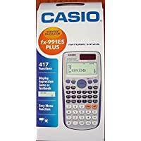 Casio Fx-991es Plus Scientific Calculator Fx991es + Fx 991 Es - New
