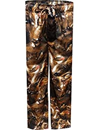 Star Wars The Force Awakens Chewbacca Flannel Lounge Pants for men