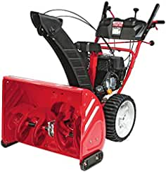 Troy-Bilt Storm 2890 243cc Electric Start 28-Inch Two-Stage Gas Snow Thower
