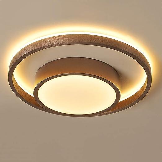 dimmbare Decken Leuchten LED Farbwechsler Wohn Schlaf Zimmer Lampe Fernbedienung