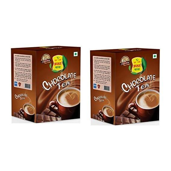 Apsara Chocolate Tea, 250g (Pack of 2)