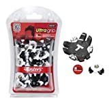 Masters 2013 Ultra Grip Golf Spikes Cleats-Metal Thread-Pack Of 22