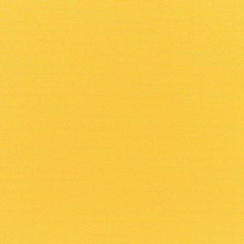 Sunbrella Solid Canvas Sunflower Yellow Fabric By The (Sunbrella Sunflower)