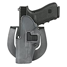 Blackhawk Serpa CQC Gun Metal Grey Sportster Holster
