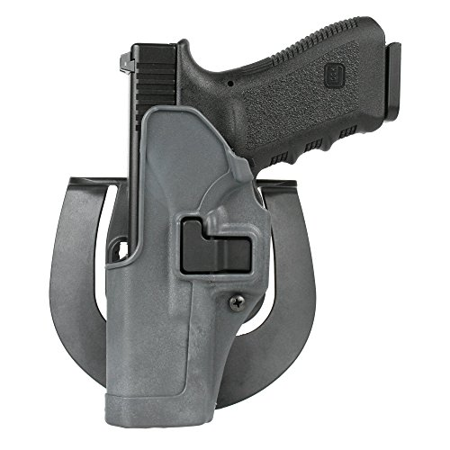 BlackHawk Serpa SpoRusseter Belt Holster For Glock19 Left - Blackhawk Inc Glock 19