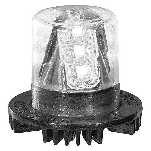 PSE Amber - HB915A - Hidden Warning Light, LED, Amber, 1-1/2 Dia ()