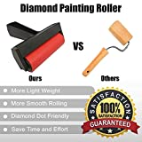 Mlife 5D Diamond Painting Roller, Ideal Pressing
