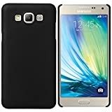 DMG Ultra Slim Protective Hard Back Case Cover for Samsung Galaxy A3 SM-A300 (Black)