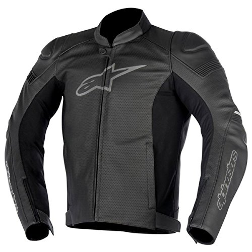 Alpinestars Sp-1 Airflow Men's Street Motorcycle Jackets - Black / 52
