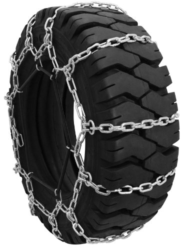 Security Chain Company QG0125 Quik Grip Forklift Tire Tra...