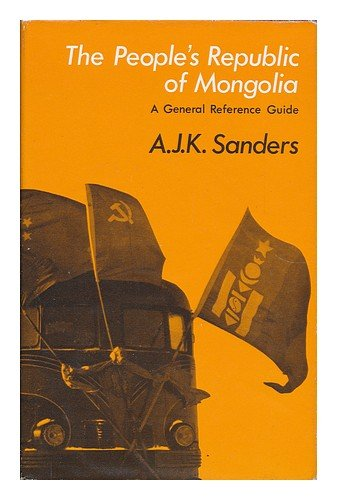 People's Republic of Mongolia: General Reference Guide