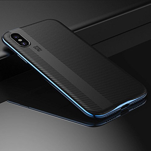 For iPhone X Plus Luxury Shockproof Slim Hard Protective Case Cover - Pheonix Malls