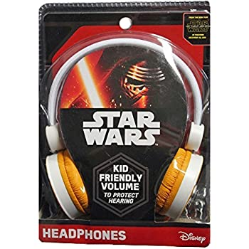 Amazon Com Star Wars Episode 7 Over The Ear Headphones