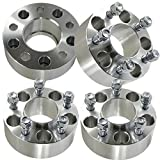 "(4) Dodge 50mm (2"") 5x4.5 Hubcentric Wheel Spacers 
