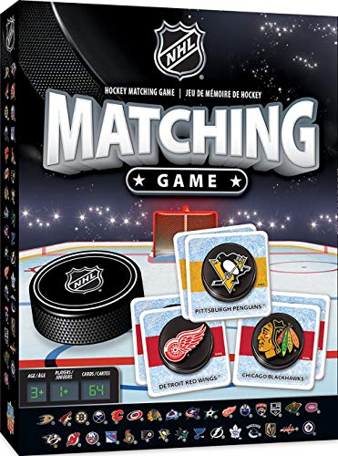 MasterPieces NHL Matching Game ()