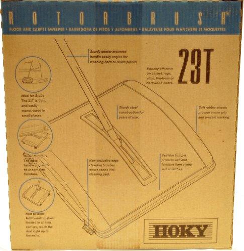 Hoky Model 23T Floor Carpet Sweeper ()