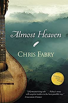 Almost Heaven by [Fabry, Chris]