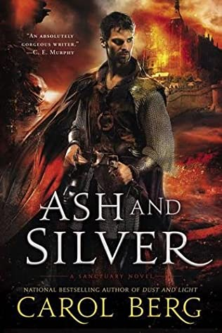 book cover of Ash and Silver