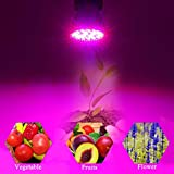 [Pack of 4] Full Spectrum E26 LED Grow Light
