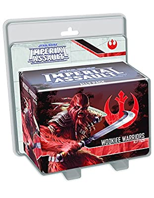 Stars Wars Imperial Assault: Wookiee Warriors Ally Pack from Fantasy Flight Games