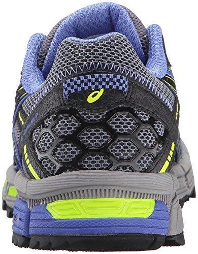 Bajos black Yellow Mujeres Kahana Aluminum Asics Zapatos flash Para Cordon Correr amp; Medios Talla 6CEwqxwPB