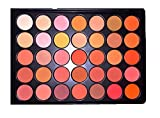 The Beauty Box Artist Eyeshadow Palette- 35 COLORS (Brickhouse Collection)