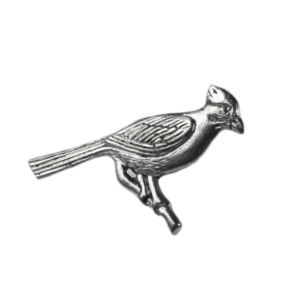 Quality Handcrafts Guaranteed Bird Lapel Pin